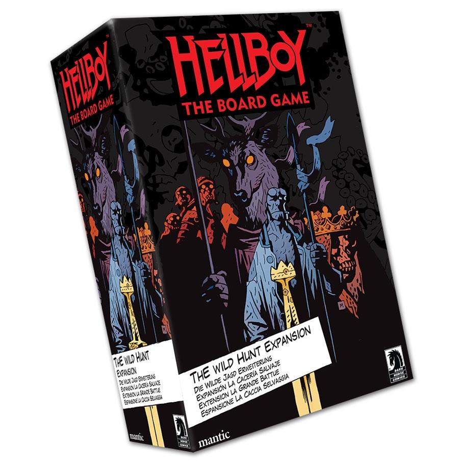 Hellboy The Wild Hunt