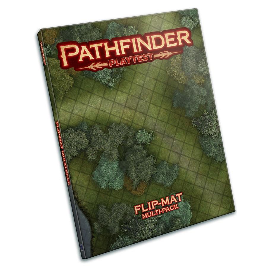 Pf Flip Mat Playtest Multi Pack