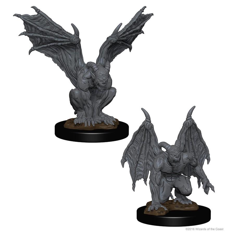D&D NMU: Gargoyles W1