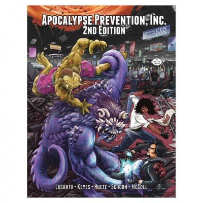 SW: Apocalypse Prevention Inc. 2ndEd(HC)