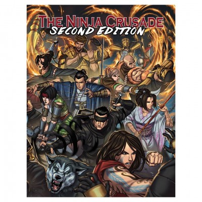 The Ninja Crusade 2E (HC)