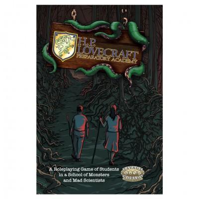 SW: H.P. Lovecraft: Prep Academy