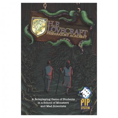PIP: H.P. Lovecraft: Prep Academy