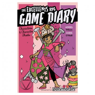 The Excellents RPG: Game Diary