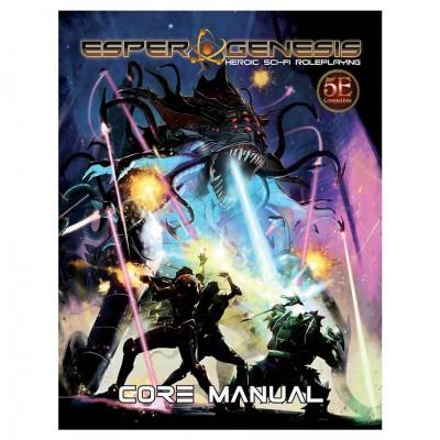 5E: Esper Genesis: Core Manual