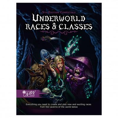 5E: Underworld Races & Classes