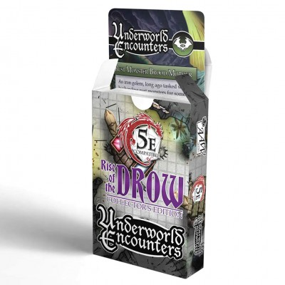 Rise of the Drow: Underworld Deck