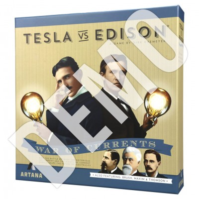 Tesla vs. Edison: War of Currents DEMO