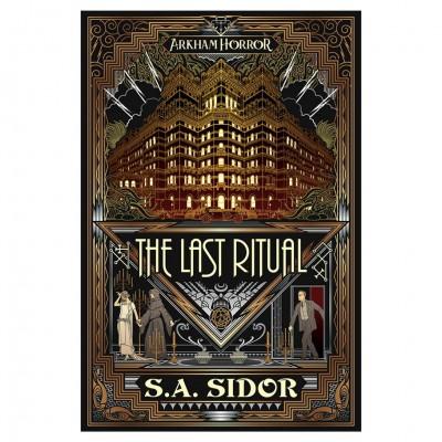AH: The Last Ritual (Novel)