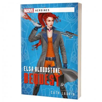 Marvel Heroines: Elsa Bloodstone (Novel)