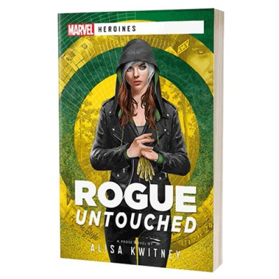 Marvel Heroines: Rogue Untouched (Novel)