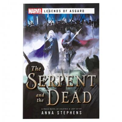 MVL: LoA: The Serpent & The Dead (Novel)