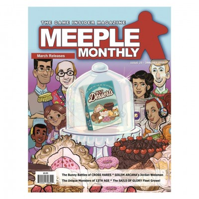 Meeple Monthly Issue 25 January 2015