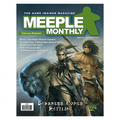 Meeple Monthly Issue 36 December 2015