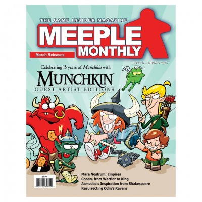 Meeple Monthly Issue 37 January 2016