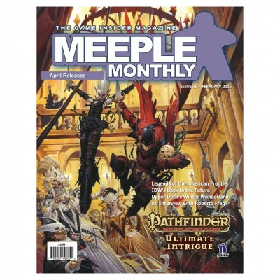 Meeple Monthly Issue 38 February 2016