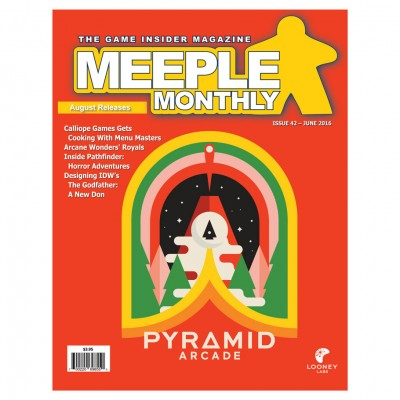 Meeple Monthly Issue 42 June 2016