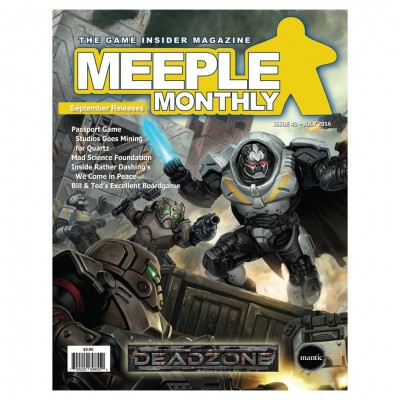 Meeple Monthly Issue 43 July 2016