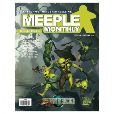 Meeple Monthly Issue 46 October 2016