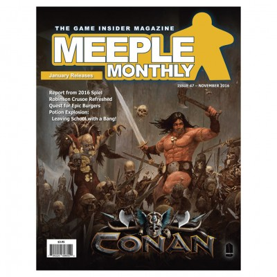 Meeple Monthly Issue 47 November 2016