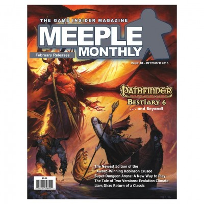Meeple Monthly Issue 48 December 2016
