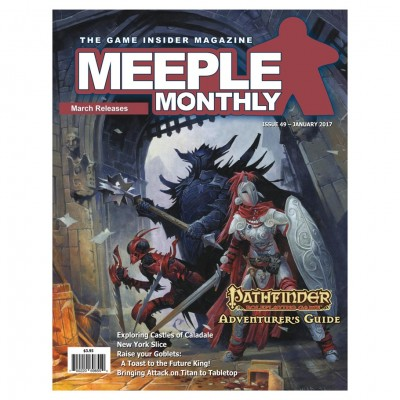 Meeple Monthly Issue 49 January 2017