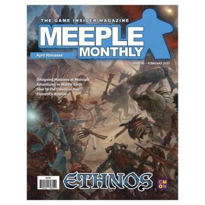 Meeple Monthly Issue 50 February 2017