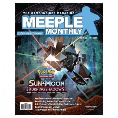 Meeple Monthly Issue 55 July 2017