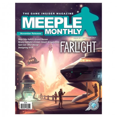 Meeple Monthly Issue 57 September 2017