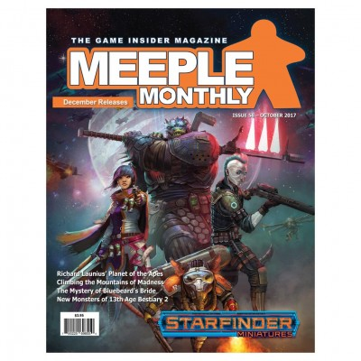 Meeple Monthly Issue 58 October 2017