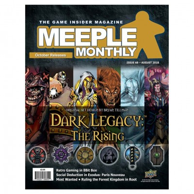 Meeple Monthly Issue 68 August 2018