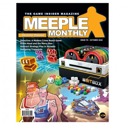 Meeple Monthly Issue 70 October 2018
