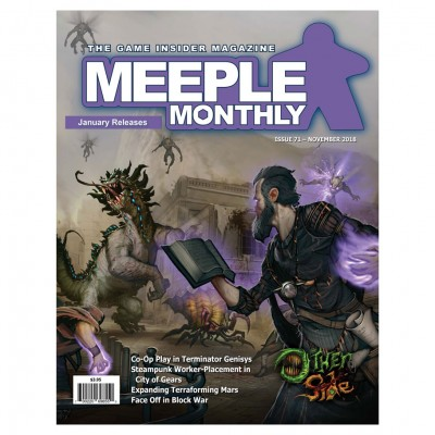 Meeple Monthly Issue 71 November 2018