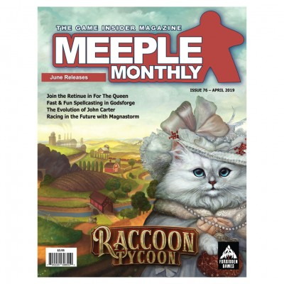 Meeple Monthly Issue 76 April 2019