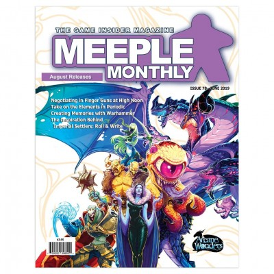 Meeple Monthly Issue 78 June 2019