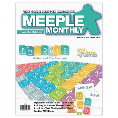 Meeple Monthly Issue 81 September 2019