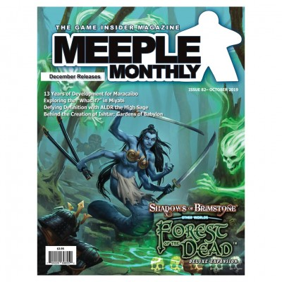 Meeple Monthly Issue 82 October 2019