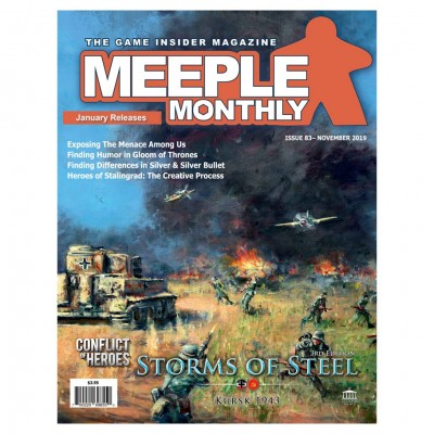 Meeple Monthly Issue 83 November 2019