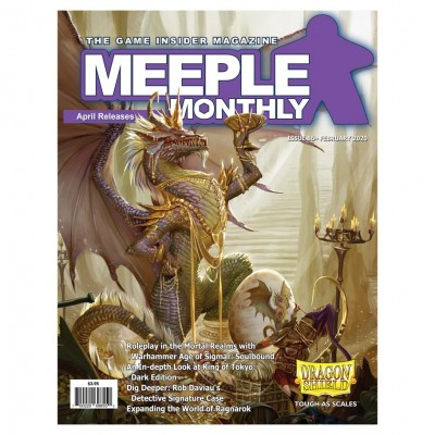 Meeple Monthly Issue 86 February 2020