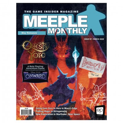 Meeple Monthly Issue 87 March 2020
