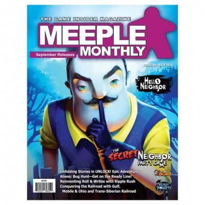 Meeple Monthly Issue 88 July 2020
