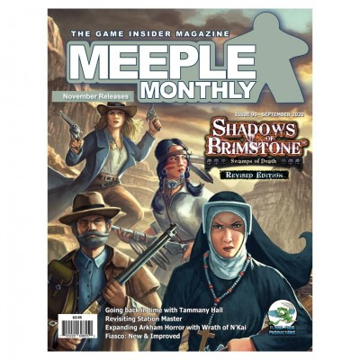 Meeple Monthly Issue 90 September 2020