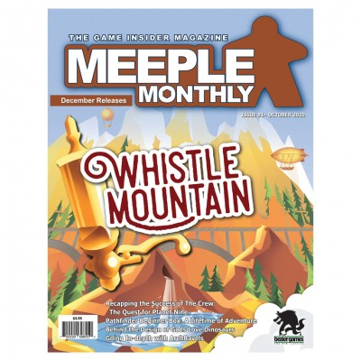 Meeple Monthly Issue 91 October 2020