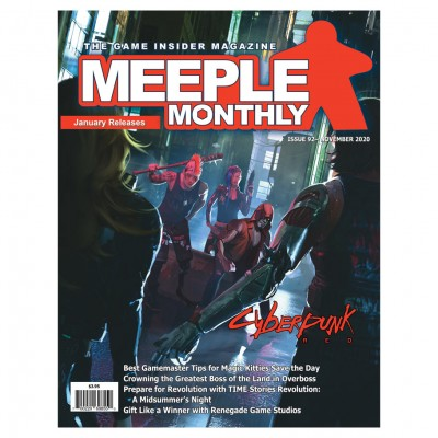 Meeple Monthly Issue 92 November 2020