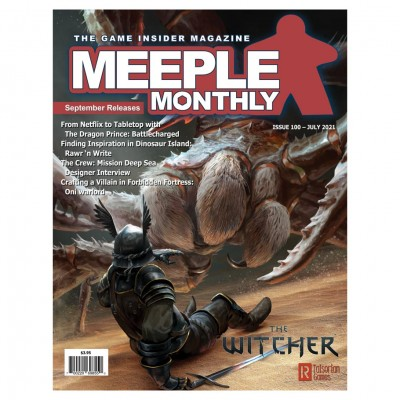 Meeple Monthly Issue 100 July 2021