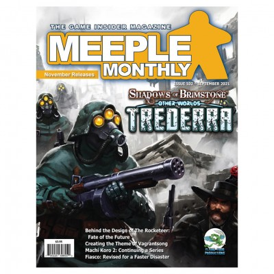 Meeple Monthly Issue 102 September 2021