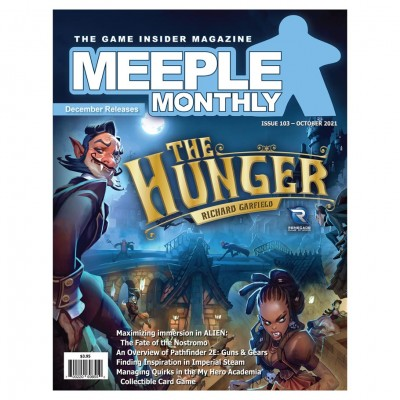 Meeple Monthly Issue 103 October 2021