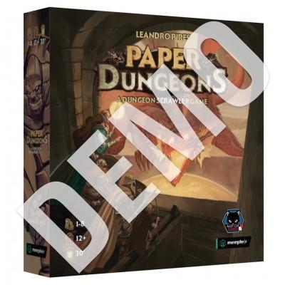 Paper Dungeons DEMO