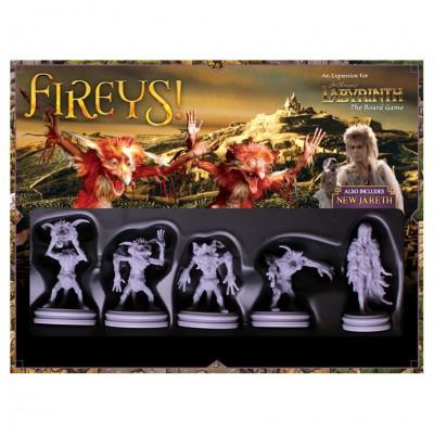 Labyrinth: Fireys!