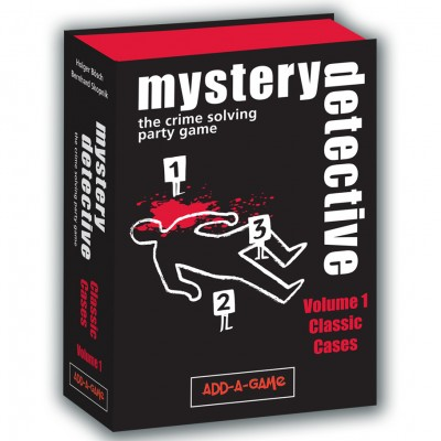 Mystery Detective: Vol 1: Classic Cases